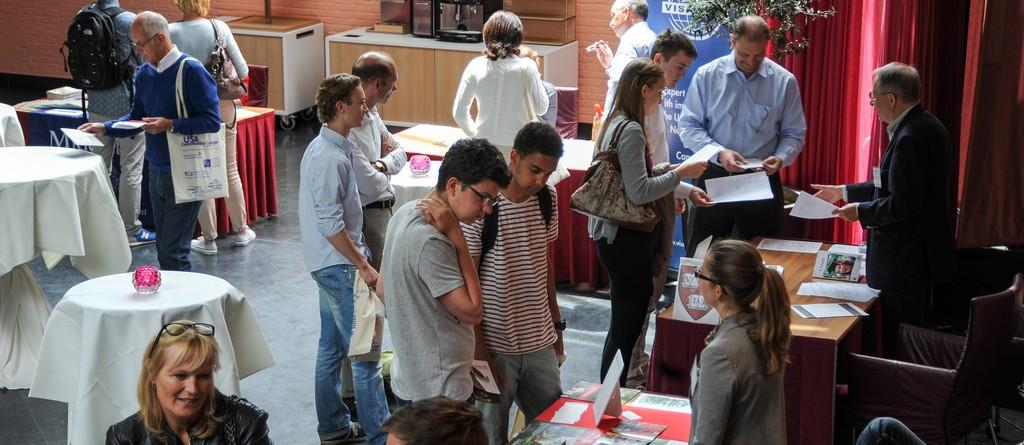 Register Now! 2016 Go USA Education Fairs – 17 September (The Hague) & 18 September (Rotterdam)