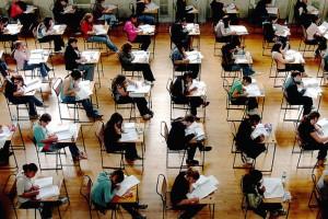 SAT test taking