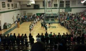 Sam - basketball game