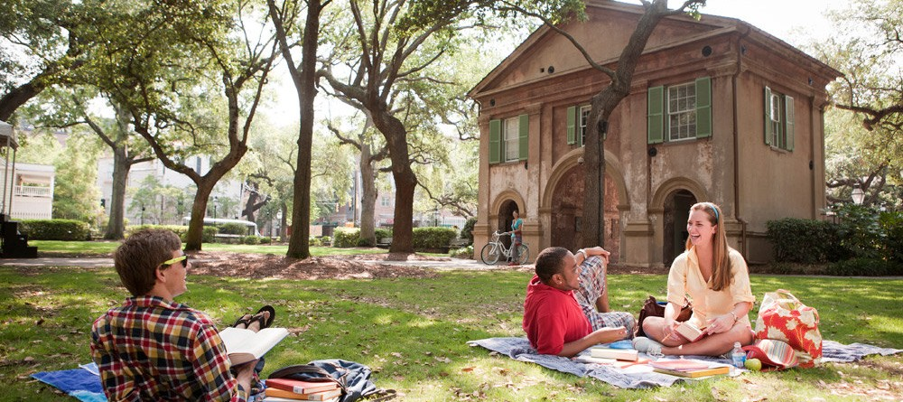 College of Charleston – Featured School