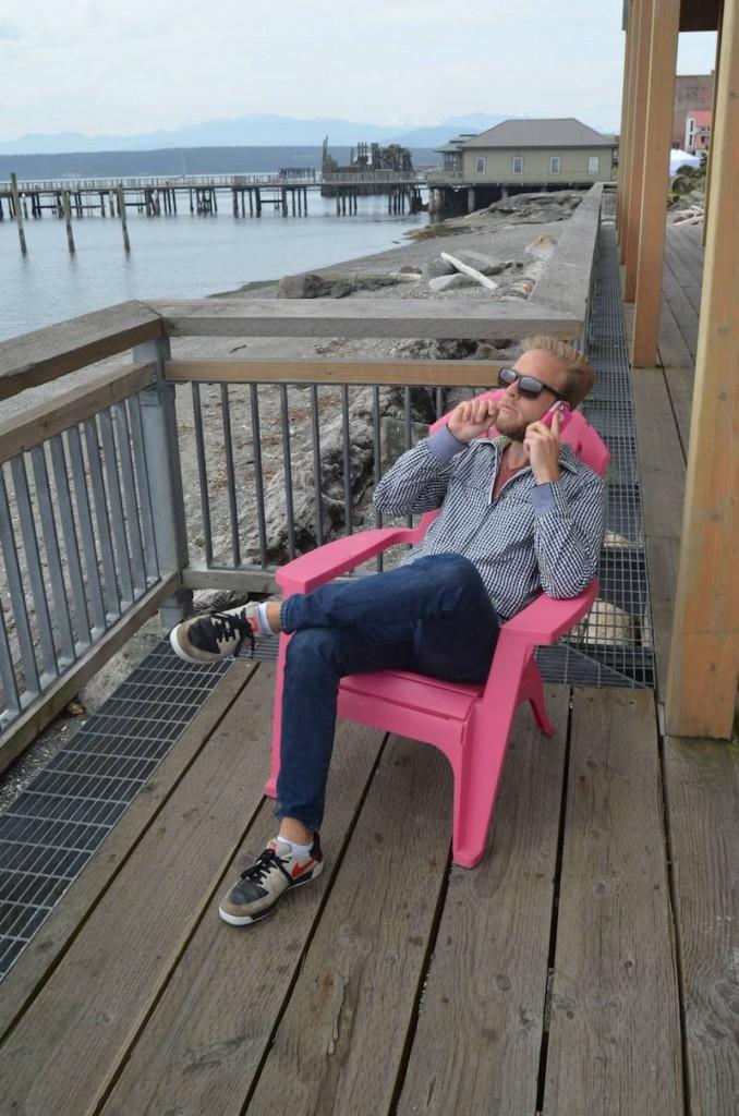 Student Profile: Arrien Hoogendoorn