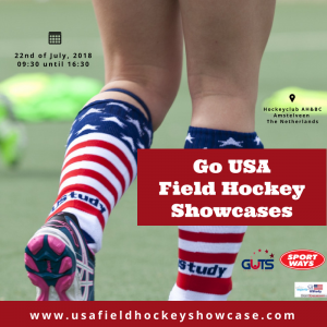 Go USA Field Hockey Showcase!