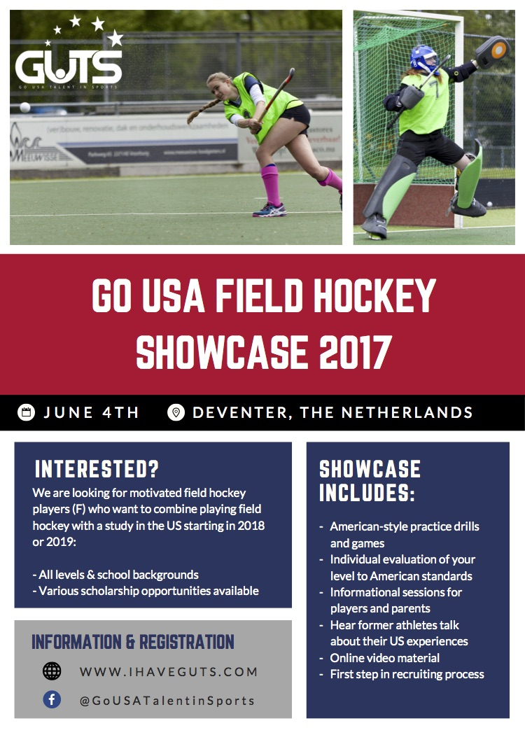 GUTS Field Hockey Showcase