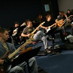 guitars at Musicians Institute